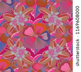 abstract elegance seamless... | Shutterstock .eps vector #1169608000