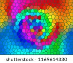 abstract background   trendy... | Shutterstock . vector #1169614330