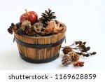 Still Life Image Of Autumn