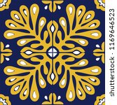 traditional vector ornament in... | Shutterstock .eps vector #1169646523