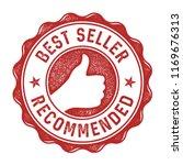 Best Seller Recommended Label...
