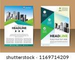 brochure design  cover modern... | Shutterstock .eps vector #1169714209