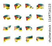 mozambique flag  vector...   Shutterstock .eps vector #1169716123