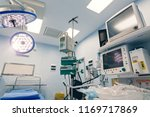operating room for surgical...   Shutterstock . vector #1169717869