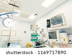 operating room for surgical...   Shutterstock . vector #1169717890