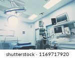 operating room for surgical... | Shutterstock . vector #1169717920