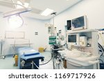 operating room for surgical...   Shutterstock . vector #1169717926