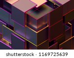 abstract 3d rendering of... | Shutterstock . vector #1169725639