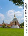 wat phra keaw  the temple of...   Shutterstock . vector #1169760103