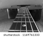 Guitar Strings And Fretboard...