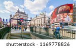 london  september  2018   wide...   Shutterstock . vector #1169778826