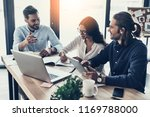 passionate about their project. ... | Shutterstock . vector #1169788000