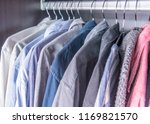 multi colored men's business... | Shutterstock . vector #1169821570