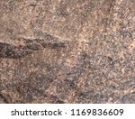natural stone background | Shutterstock . vector #1169836609