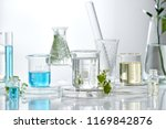 cosmetic laboratory research... | Shutterstock . vector #1169842876