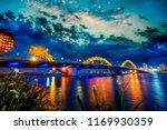 Da Nang  Vietnam  Dragon Bridge ...