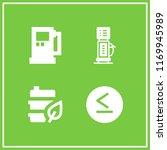 fill icon. 4 fill vector set.... | Shutterstock .eps vector #1169945989