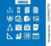 organization icon. 16... | Shutterstock .eps vector #1169960779