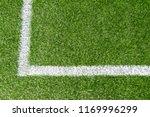 green synthetic grass soccer...   Shutterstock . vector #1169996299