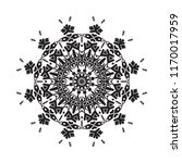 beautiful vector circular... | Shutterstock .eps vector #1170017959