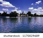 el retiro park    madrid  spain | Shutterstock . vector #1170029689