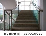 empty white stairs in...   Shutterstock . vector #1170030316