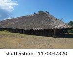 longwa village  mon  nagaland ...   Shutterstock . vector #1170047320