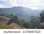 longwa village  mon  nagaland ...   Shutterstock . vector #1170047323