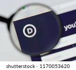 milan  italy   august 20  2018  ... | Shutterstock . vector #1170053620
