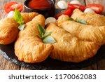 italian fast food  fried... | Shutterstock . vector #1170062083