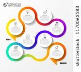 infographic design template....   Shutterstock .eps vector #1170063583