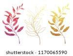 vector designer elements set...   Shutterstock .eps vector #1170065590