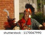 longwa village  mon  nagaland...   Shutterstock . vector #1170067990