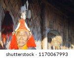 longwa village  mon  nagaland...   Shutterstock . vector #1170067993