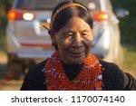 longwa village  mon  nagaland...   Shutterstock . vector #1170074140