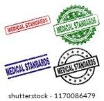 medical standards seal prints... | Shutterstock .eps vector #1170086479