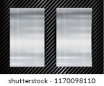 abstract metallic frame on... | Shutterstock .eps vector #1170098110