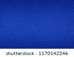 Blue Texture Of Synthetic...