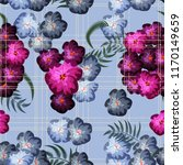 seamless texture. multicolor...   Shutterstock .eps vector #1170149659