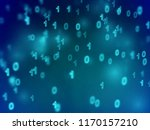 information technology abstract ... | Shutterstock .eps vector #1170157210