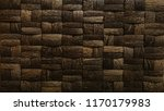 old wood background | Shutterstock . vector #1170179983