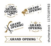 Grand Opening Templates Set....