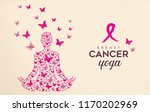 breast cancer awareness month... | Shutterstock .eps vector #1170202969