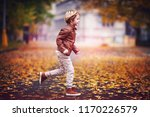 smiling young boy  kid having... | Shutterstock . vector #1170226579