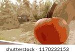 pumpkin   hello autumn | Shutterstock . vector #1170232153