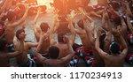 traditional balinese kecak... | Shutterstock . vector #1170234913