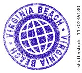 virginia beach stamp print with ...   Shutterstock .eps vector #1170246130