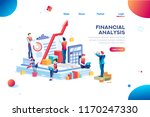 balance financial value ... | Shutterstock .eps vector #1170247330
