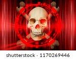 cyber hacker attack background  ...   Shutterstock .eps vector #1170269446