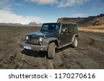 vik  iceland   may 03  2018 ... | Shutterstock . vector #1170270616